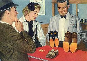 achat client vintage