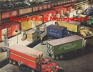 Logistique Vintage
