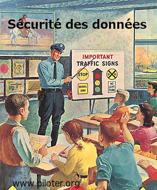 Métaphore sécurité