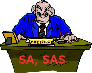 SA & SAS