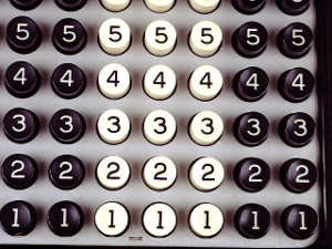 machine à calculer cdg