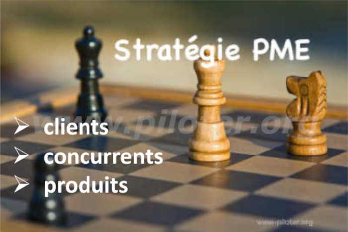 stratégie pour la PME