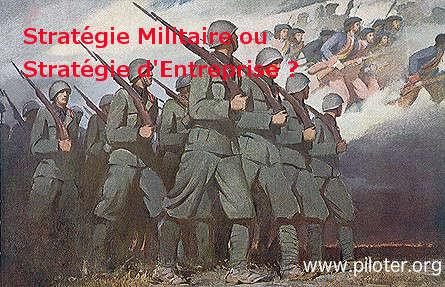 Stratégie militaire