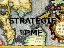 carte de stratégie pour la PME