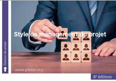 Style de Management du  projet, livre