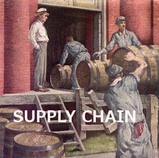 Supply chain vintage
