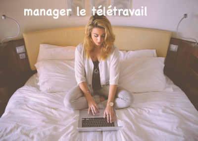 Management et télétravail