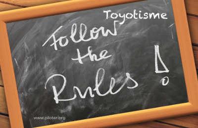 Les principes du Toyotisme