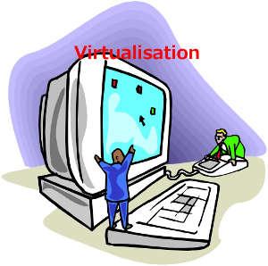 virtualistion informatique