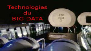 La technologie mise en oeuvre pour le Big Data