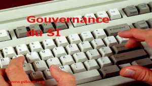 Exemple de Gouvernance du système d'information