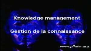 Gestion de la connaissance : Le Knowledge management