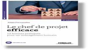 Le Chef de Projet Efficace, le livre