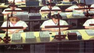 Lean management, système d'organisation industrielle